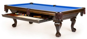 Pool table movers and service in Jefferson City Missouri