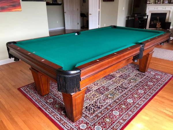 Pool Tables For Sale In Jefferson City Solo Pool Table