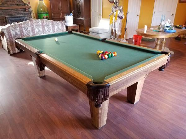 Listings Pool Tables For Sale Jefferson City Pool Table Movers - Professional pool table movers