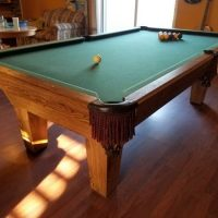 Beautiful Piece!! Olhausen Pool Table