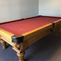 A. E. Schmidt Pool Table