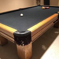AE Schmidt St. Louisan Pool Table