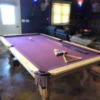 Awesome Connelly Pool Table