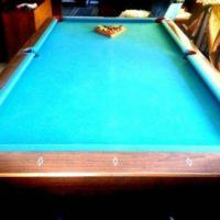 Rozel Gold Cup Pool Table