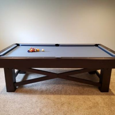 Pool Table - Plank&Hide Co.