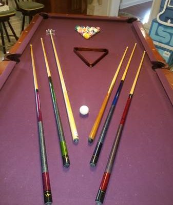 C.L.Bailey Pool Table