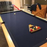 Goldenwest Billiards MFG Pool Table