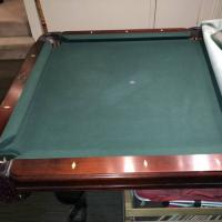 Pool Table Reduced