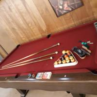 Bar Size Pool Table for Sale