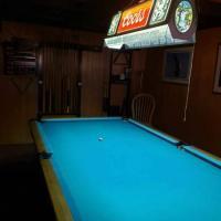 Billiards Table 8'