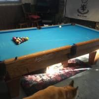 8ft Playmaster Pool Table