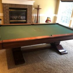 Andrew Gille Pool Table